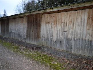 Storage Units at Downwood