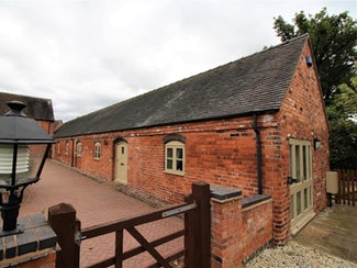 Coton Hall Farm Barns