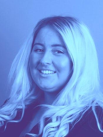 Aimee Keppie L Blue website