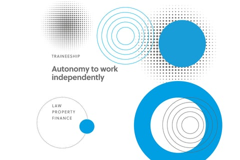 Autonomy to work independantly