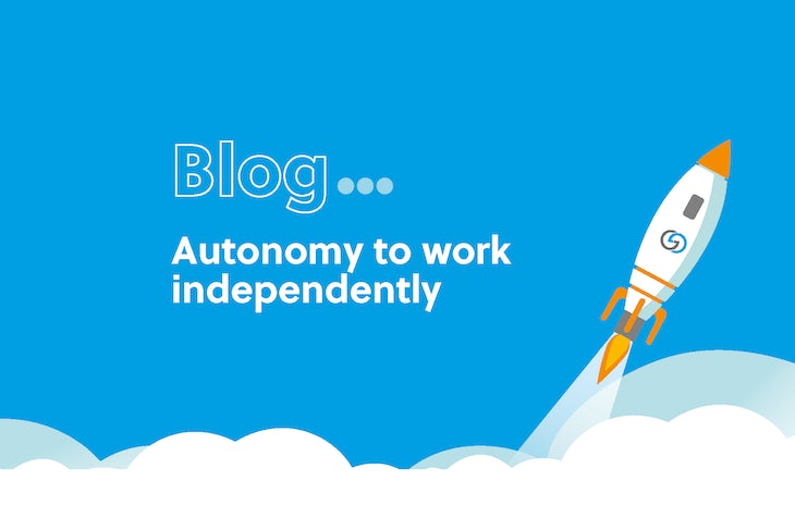 Gilson Gray - Autonomy to work independently