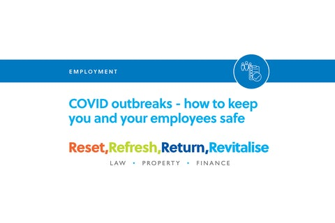 Blog – COVID outbreaks