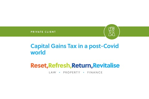 Blog Capital Gains