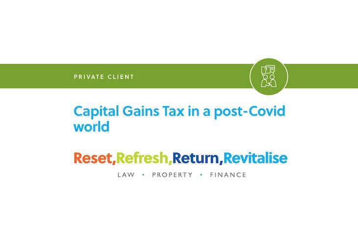 Blog Capital Gains