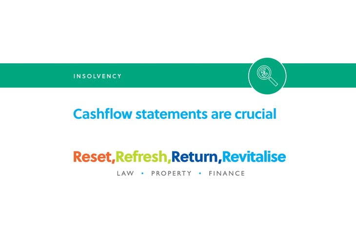 Blog – Cashflow statements are crucial