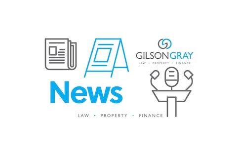 Gilson Gray News