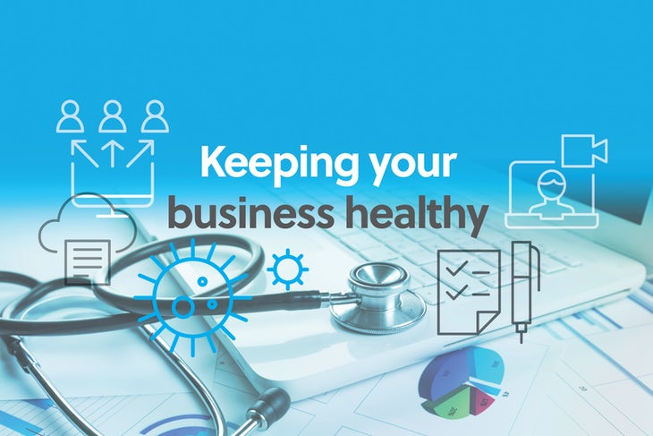 Blog Keeping Your Business Healthy