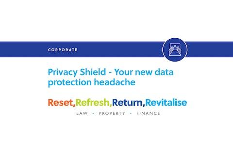 Blog – Privacy Shield