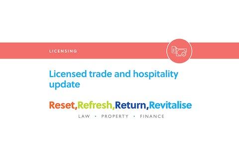 Blog – Trade update