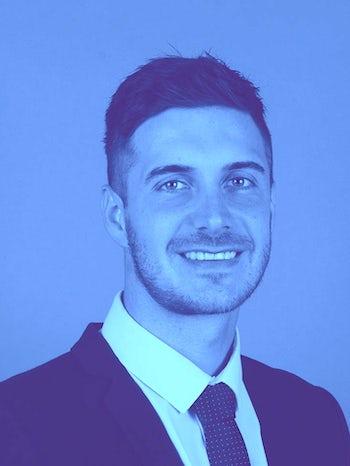 Chris Crawford studio 2 light blue