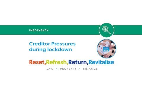 Creditor Pressures – Blog.eps