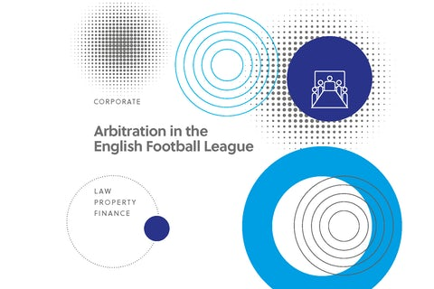 Salary caps in the English Football League: arbitration proceedings deem salary caps for teams in League One and Two unlawful
