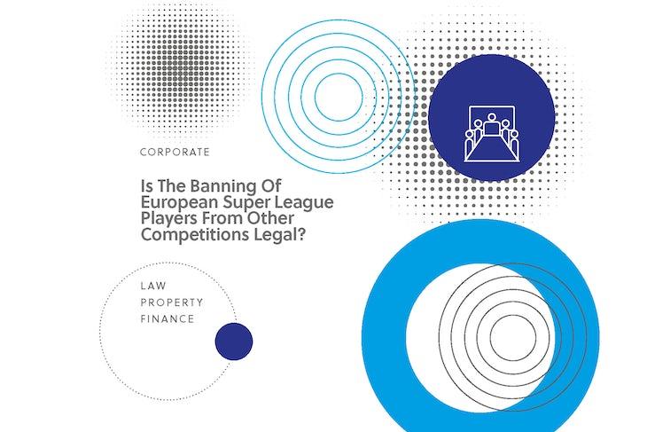 Gilson Gray - Banning of European Super League Players