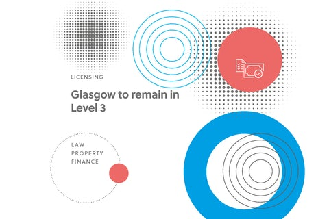 Glasgow to remain in level 3 - blog
