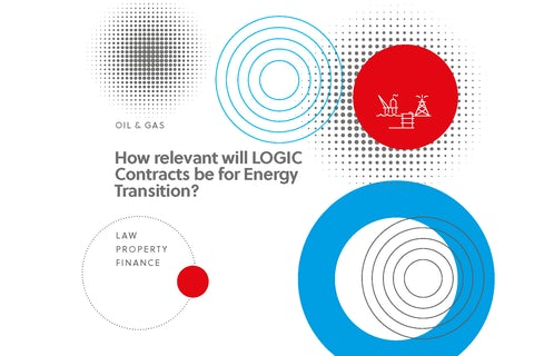 How relevant will LOGIC Contracts be for Energy Transition?