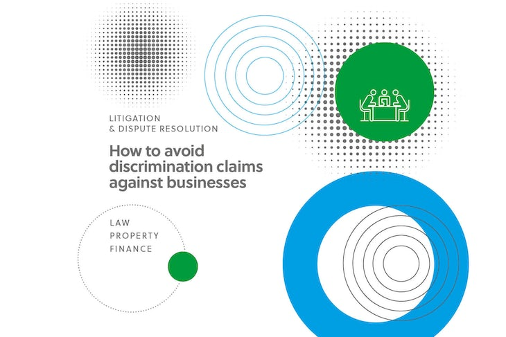 How to avoid discrimination claims against businesses