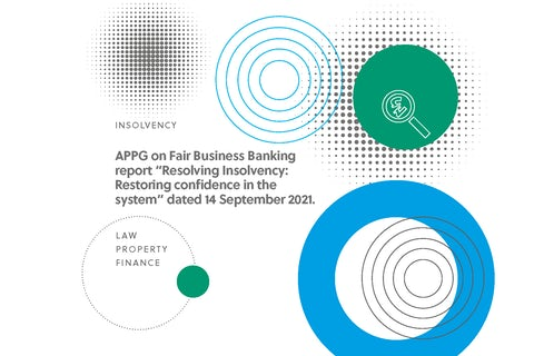 APPG on Fair Business Banking report