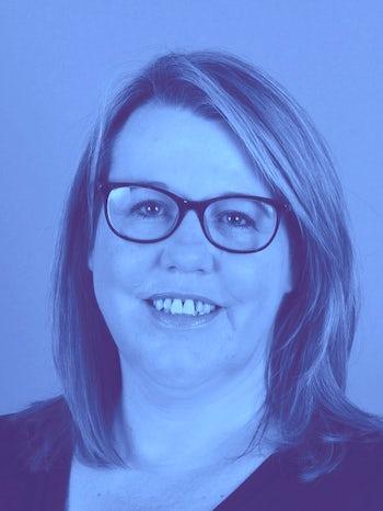 Karen Doyle L Blue website