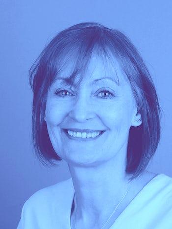 Maureen Stevenson Blue L website