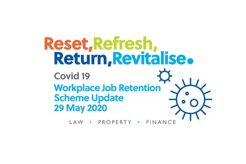 RRRR Blog Job Retention Scheme