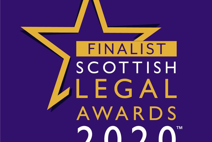 Scottish Legal Awards 2020