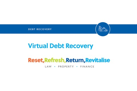 Virtual Debt Recovery