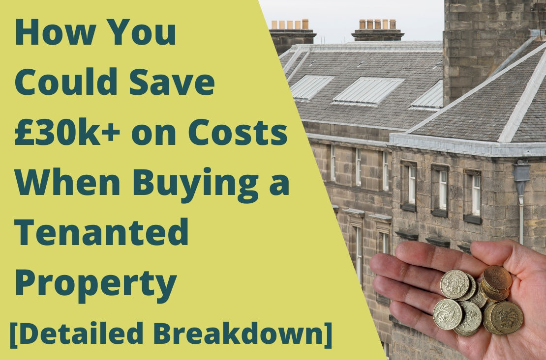 how you could save over £30k+