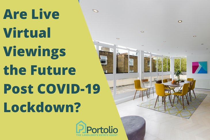 Are live virtual viewings the future?