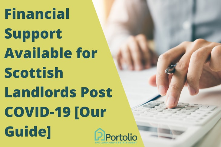 Financial support available for Scottish landlords post COVID-19