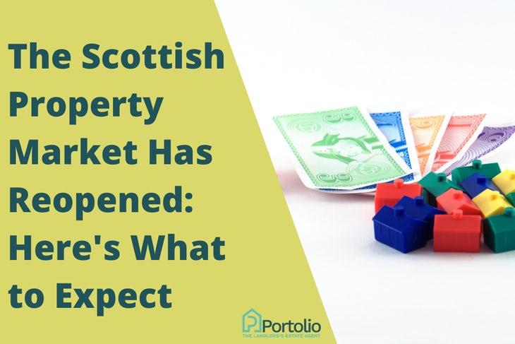 scottish property market reopens