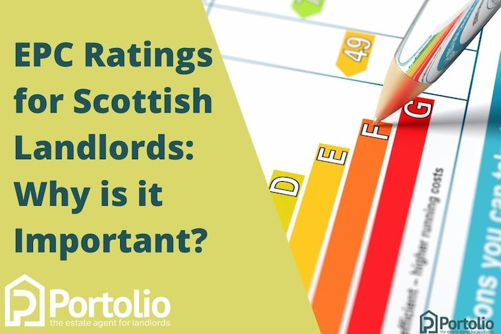 EPC ratings for scottish landlords
