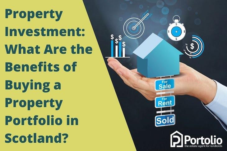 Benefits of Buying a Property Portfolio