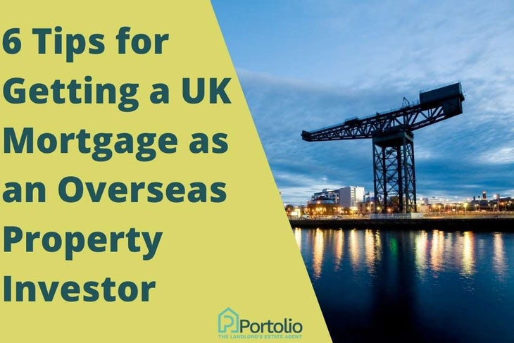 Mortgage tips overseas investor