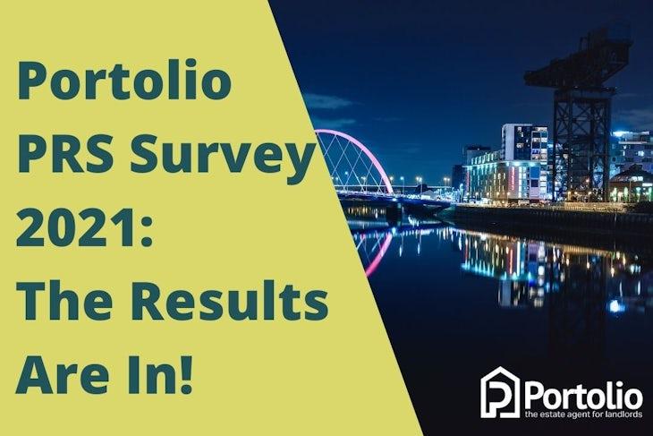 Portolio PRS survey
