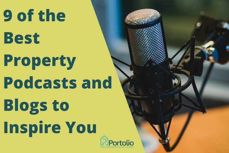 best property podcasts and blogs