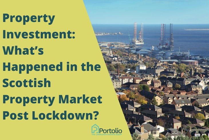 Scottish Property market news since lockdown