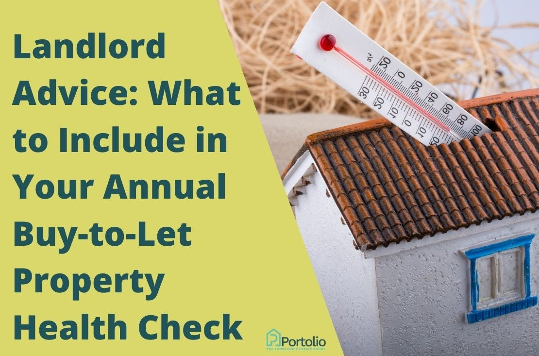 buy-to-let property health check