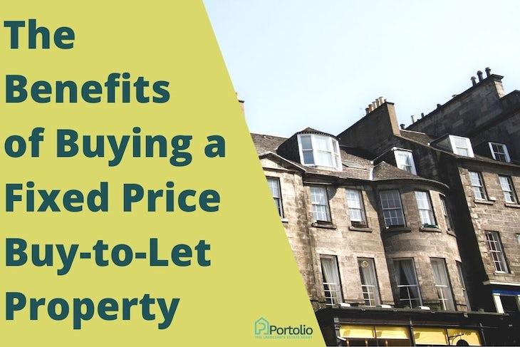 benefits buying tenanted property