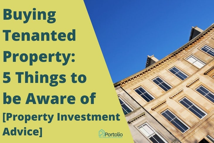 buying tenanted property aware