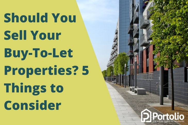 should you sell your buy-to-let
