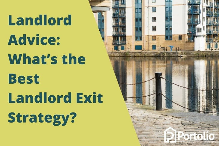 what's the best landlord exit strategy?