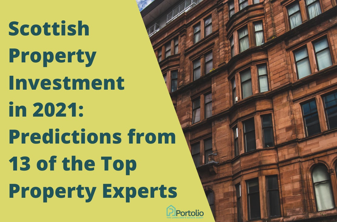 Scottish property investment in 2021