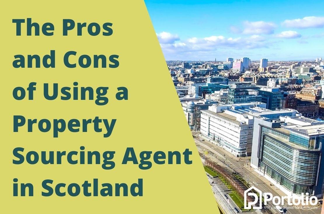 sourcing agents scotland