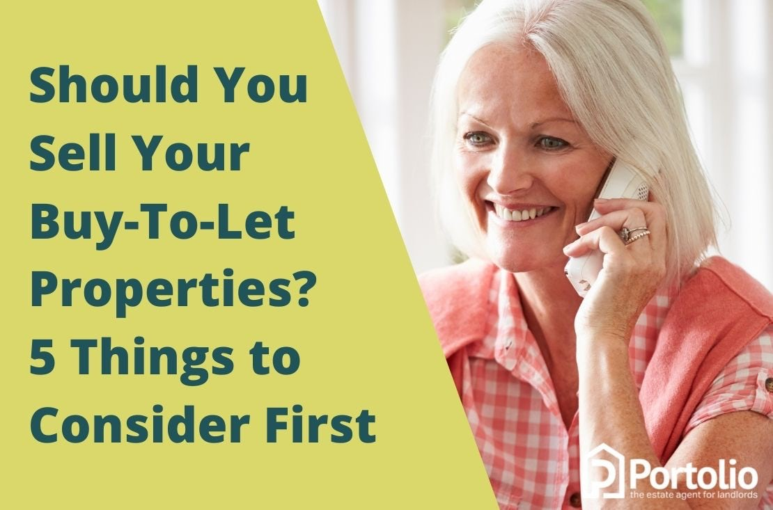 should you sell your buy-to-let properties