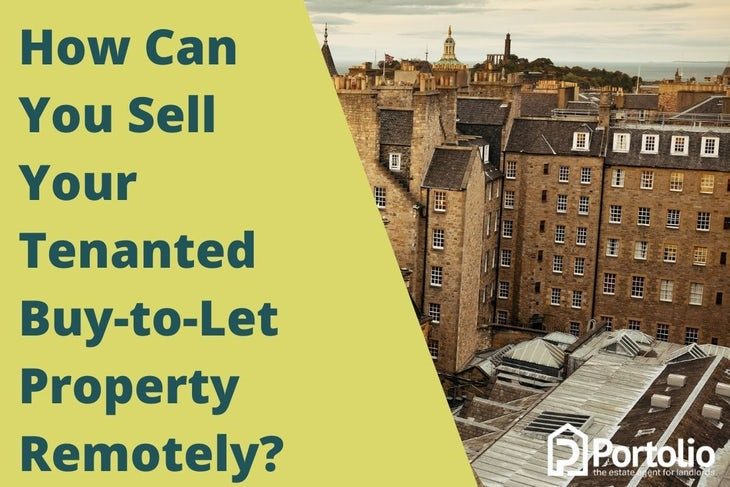 sell buy-to-let remotely