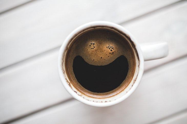 080121 Smiley coffee