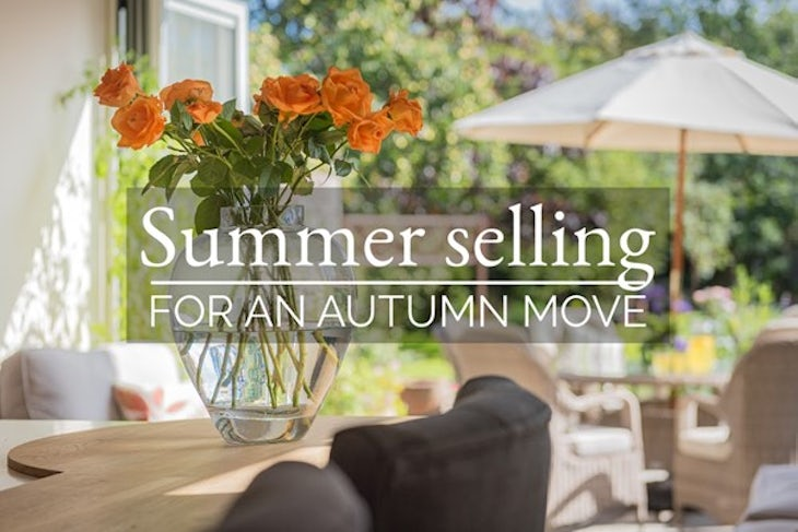 Summer selling