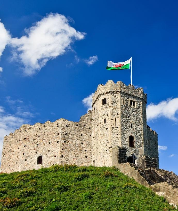 Cardiff castle resized